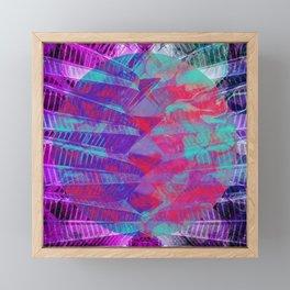 Macrocosm Framed Mini Art Print