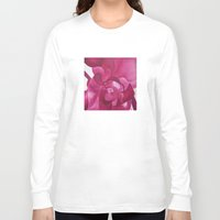 orchid Long Sleeve T-shirts featuring Orchid by S.Newton