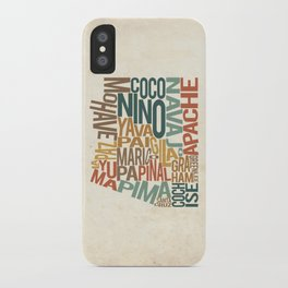 Arizona by County iPhone Case