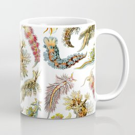 Ernst Haeckel - Nudibranchia (Snails) Coffee Mug