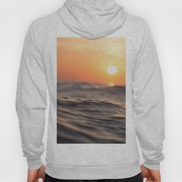 Sunset Wave Hoody