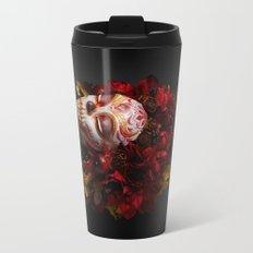 Crimson Havest Muertita Travel Mug