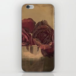 The veins of Roses iPhone Skin
