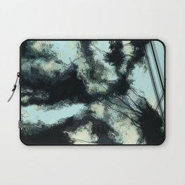 Tethered sky Laptop Sleeve