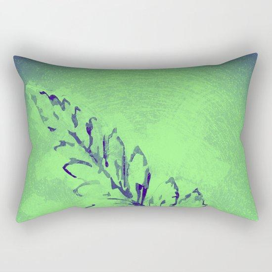 Painting I Rectangular Pillow