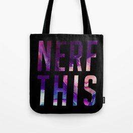 Overwatch Dva Print. NERF THIS Tote Bag