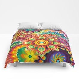 Psychedelic Comforters