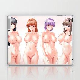 Dead or Alive Ayane Hitomi Kasumi Lei Fang Laptop & iPad Skin