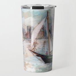 City Sailors Travel Mug