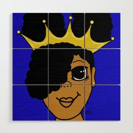 Royalty Wood Wall Art