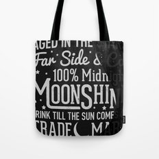 Midnight Moonshine Tote Bag