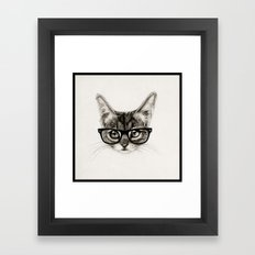 Mr. Piddleworth Framed Art Print