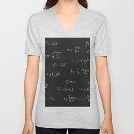 Physics Unisex V-Neck