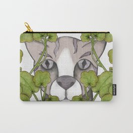 spying cat Carry-All Pouch
