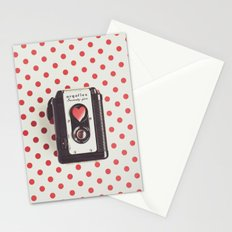 Love Photography Stationery Cards