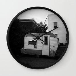 Caravan Wall Clock