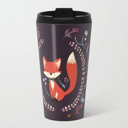 Cute Little Fox Travel Mug