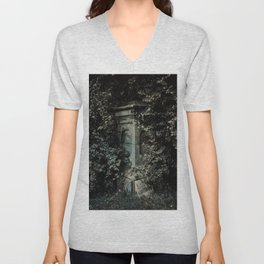 Disappearing Memorial Unisex V-Neck