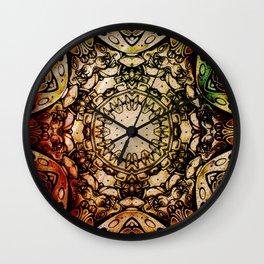 Hymns Wall Clock