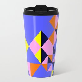 Arabic Triangles Travel Mug