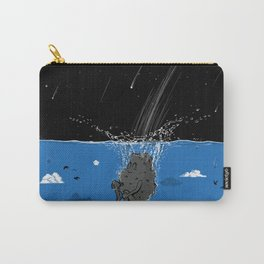 Meteor's Pool Party Carry-All Pouch