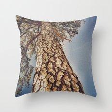 Tree 3 Throw Pillow