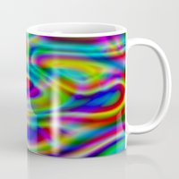 lsd Mugs featuring LSD Dreams by ChiaraLily