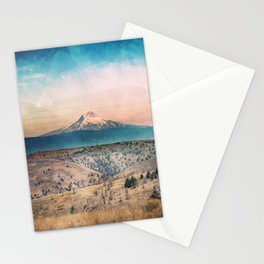 Desert Mountain Adventure - Nature Photography Stationery Cards