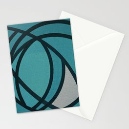 Through the Eyes of Outi Ikkala 4 Stationery Cards