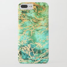 Marble 4 - for iphone iPhone 7 Plus Slim Case