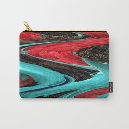 Berry Swirll Carry-All Pouch