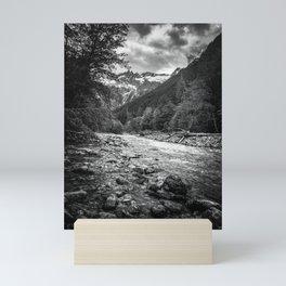 Shuksan alternate Mini Art Print