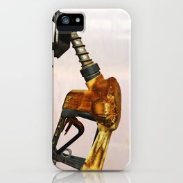 Gas Station iPhone Case