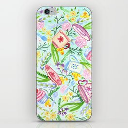 Spring High Tea iPhone Skin