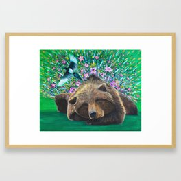 Spring Awakening Framed Art Print