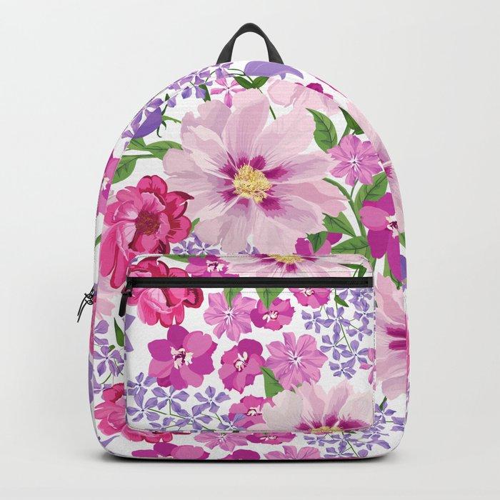 FLOWERS VI Backpack