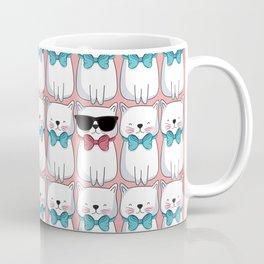 Meow Different Coffee Mug