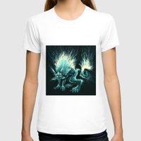 werewolf T-shirts featuring Werewolf. by Danilo Sanino