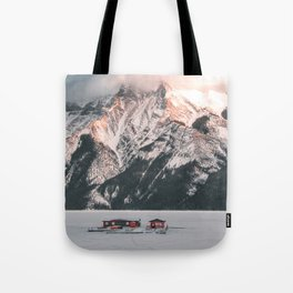 A Pretty Place for Dreaming Tote Bag