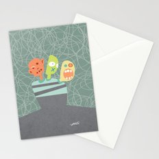 3 Heads are Better than One Stationery Cards