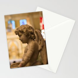 St. Louis Cathedral in the French Quarter, New Orleans, LA Stationery Cards