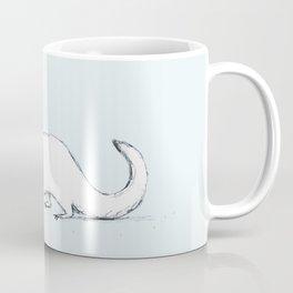 Ermine in Hat & Scarf Coffee Mug