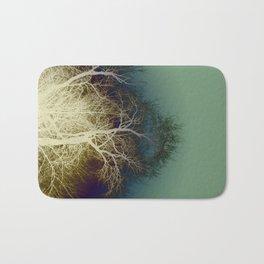 Neon Tree Bath Mat