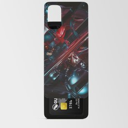 Automatic Android Card Case