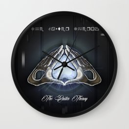 The Gaster Theory Wall Clock