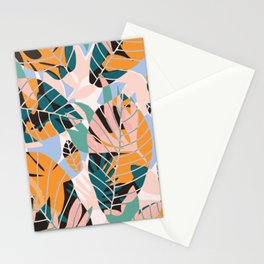 Outdoor summer plant Stationery Cards