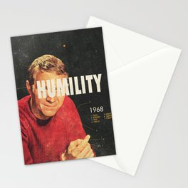 Humility 1968 Stationery Cards