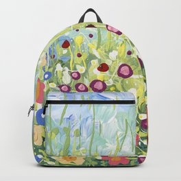 Blooms & Kisses Backpack