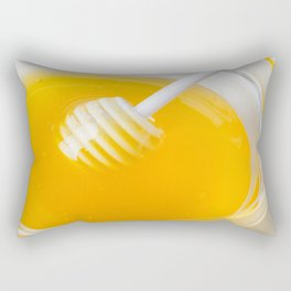 fresh honey Rectangular Pillow