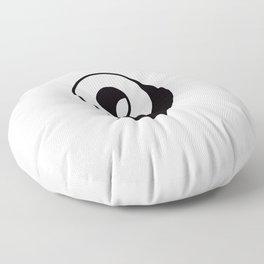 Lucky Number Nine ... 9 Floor Pillow